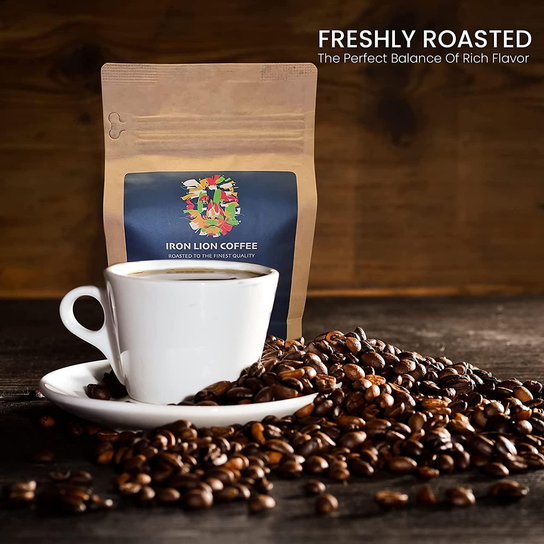 IRON LION COFFEE
